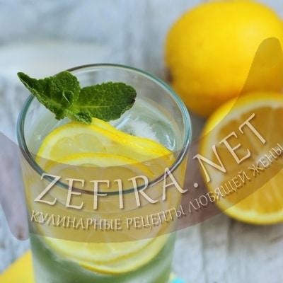 Рецепт лимонада из березового сока