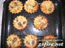 """Закуска """"Гнездышки"""" – кулинарный рецепт"""