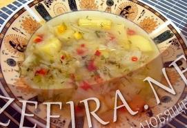Легкий суп из молодой кукурузы и овощей: простой рецепт рекомендации