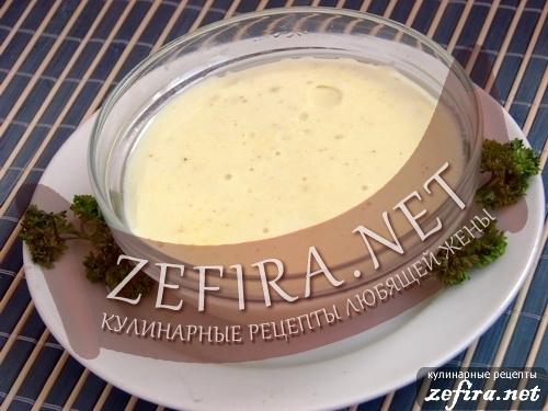 """Соус """"Бешамель"""" в микроволновке – кулинарный рецепт"""