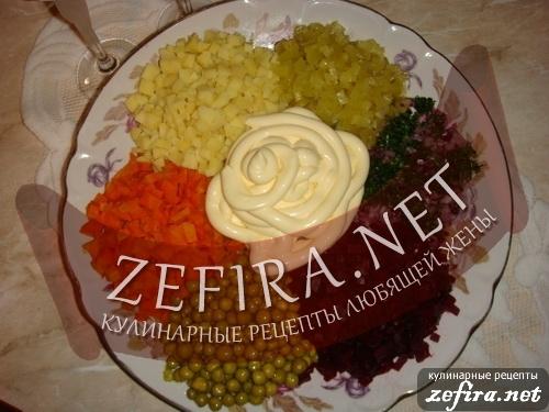 Цветик-семицветик – кулинарный рецепт