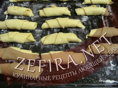 Булочки с мармеладом, пошаговый рецепт с фото