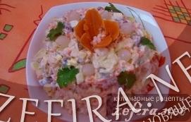 Тещин салат для зятя «Еврейский»