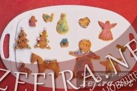 Фигурное печенье от Лeши и Саши – кулинарный рецепт