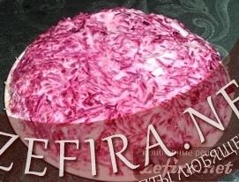 "Салат ""Министерский"" – кулинарный рецепт"