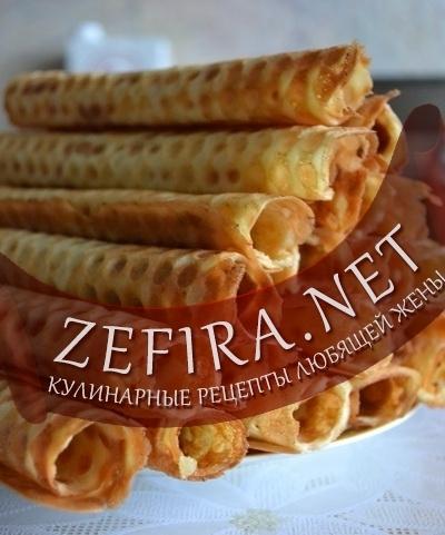 кулинарные рецепты вафли