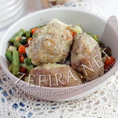 Гречаники с мясом — отличная альтернатива котлетам