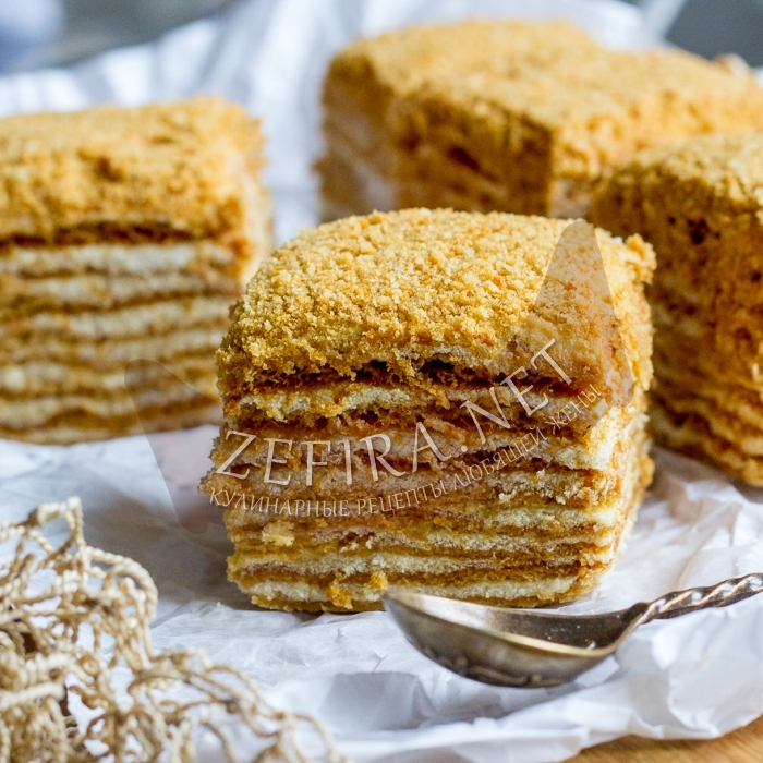 оригинальные рецепты торты