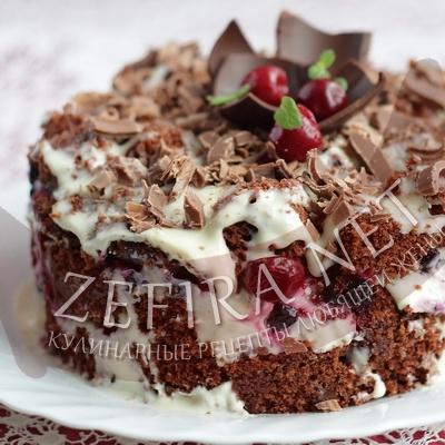шоколадный торт быстрый рецепт видео фото