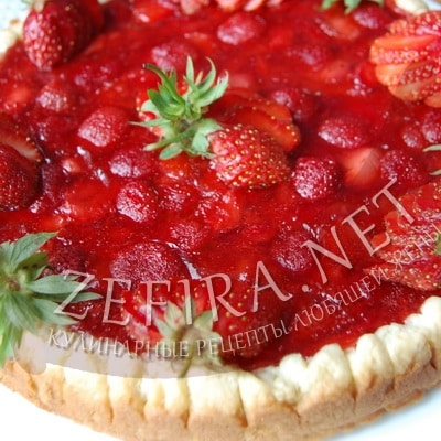 Открытые пироги с желатином — 7