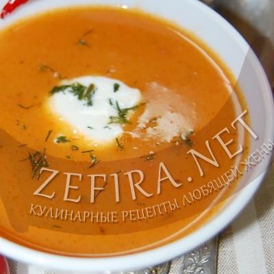 рецепт томатного супа как в гоа