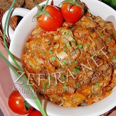 Грибная икра с овощами – закуска на зиму