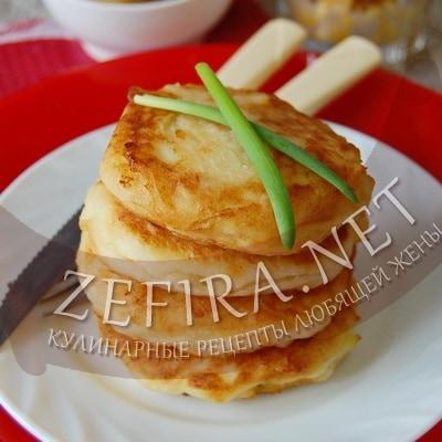Салат с редисом и горошком - рецепт пошаговый с фото