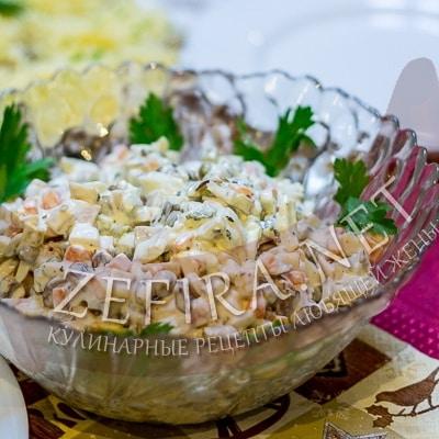 Гречневая каша с грибами и луком - Кулинарные рецепты любящей жены