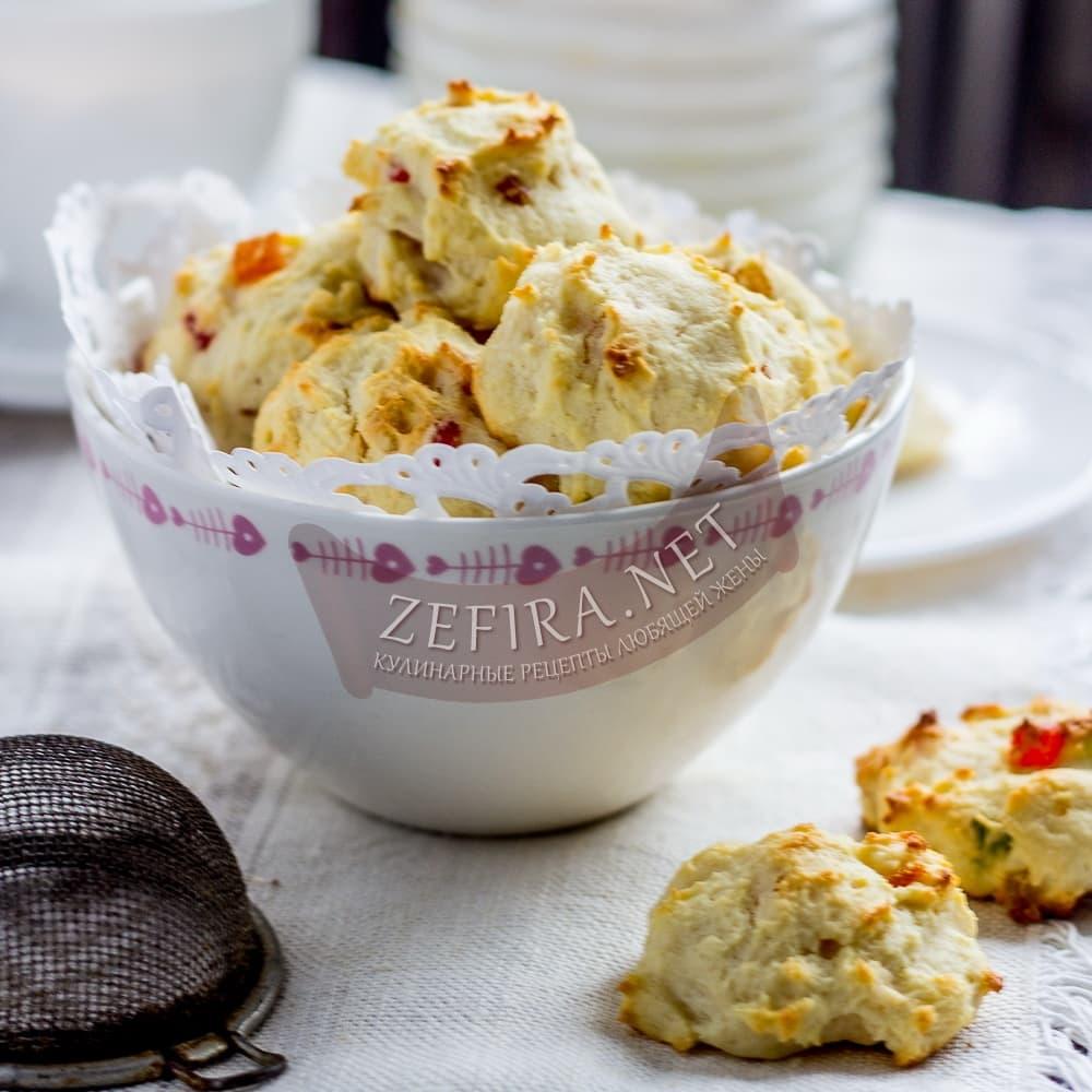 Простой рецепт печенья из рикотты