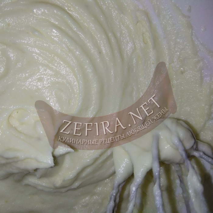 Рецепт крема для торта из зефира