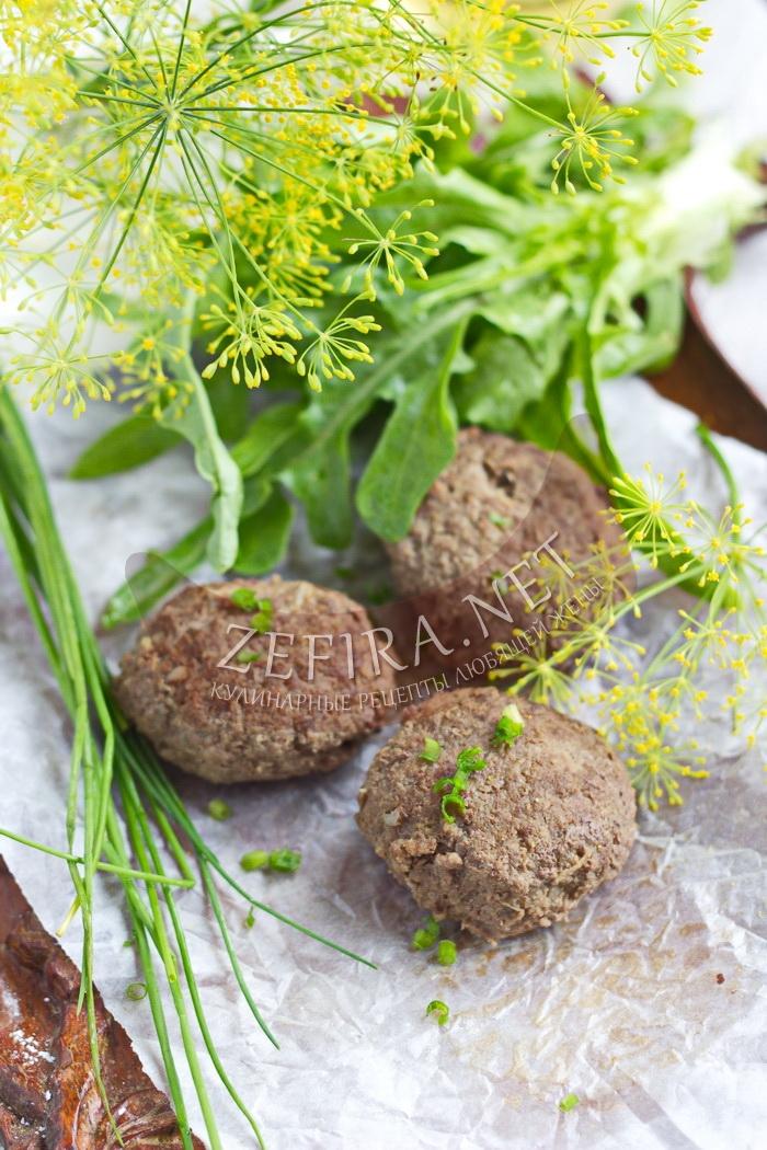 Вкусные и сочные котлеты из говядины - рецепт и фото