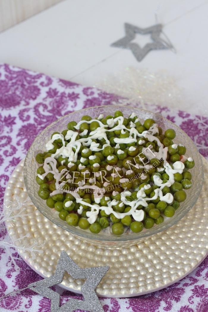 Самый вкусный салат «Оливье» с курицей - рецепт и фото
