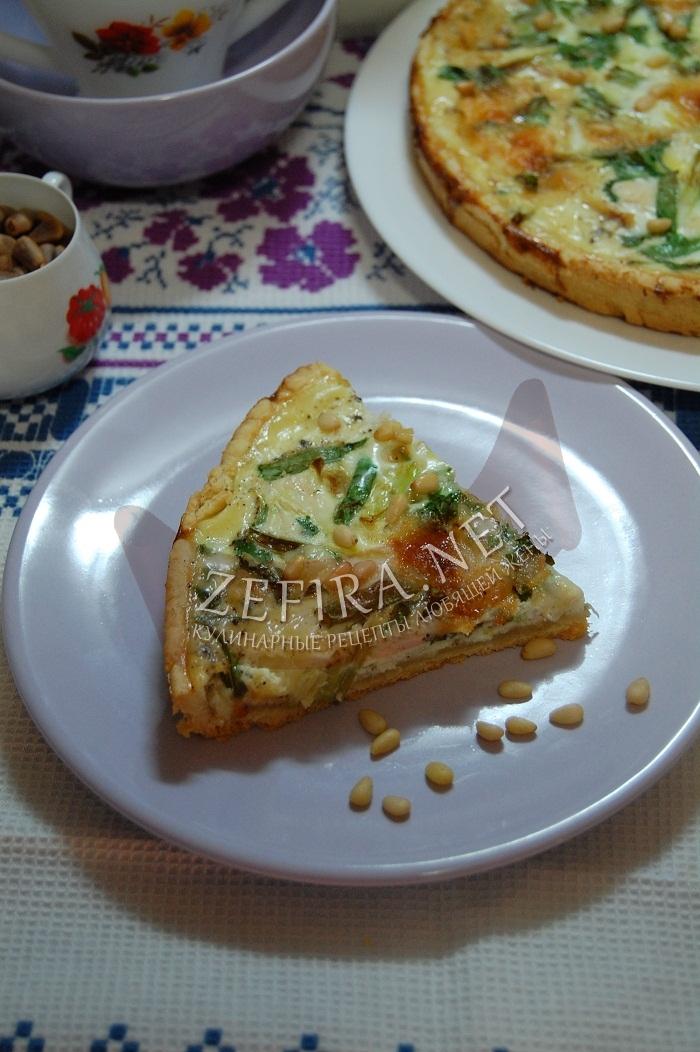 Простой рецепт вкусного пирога с курицей в духовке - рецепт и фото