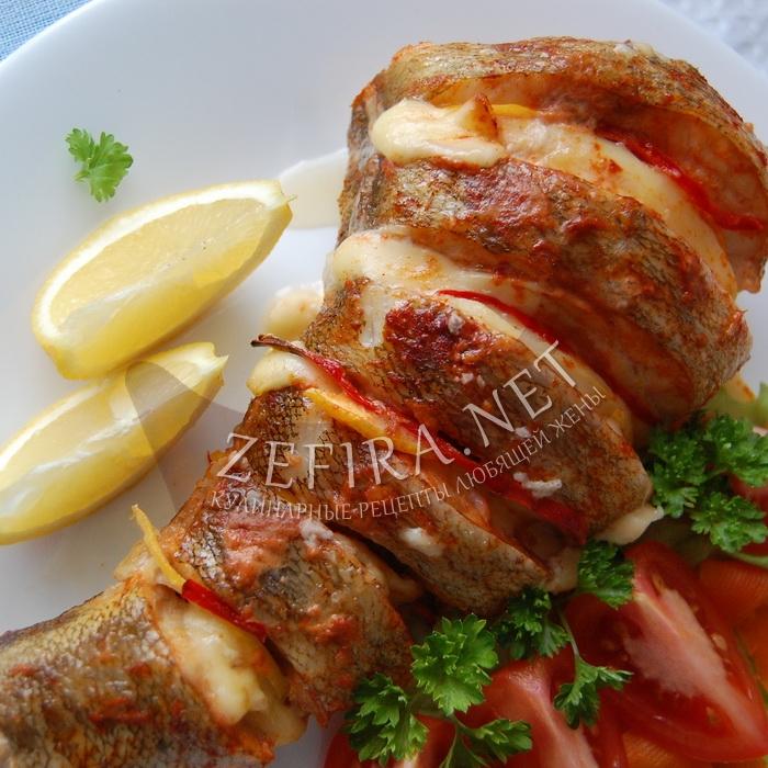 Простой рецепт вкусной рыбы, запеченной в духовке