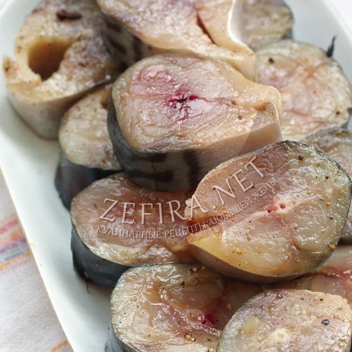 Самая вкусная соленая скумбрия – домашний рецепт