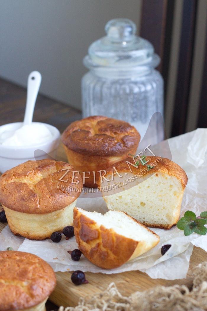 Воздушные и нежные сырники в духовке - рецепт и пошаговые фото