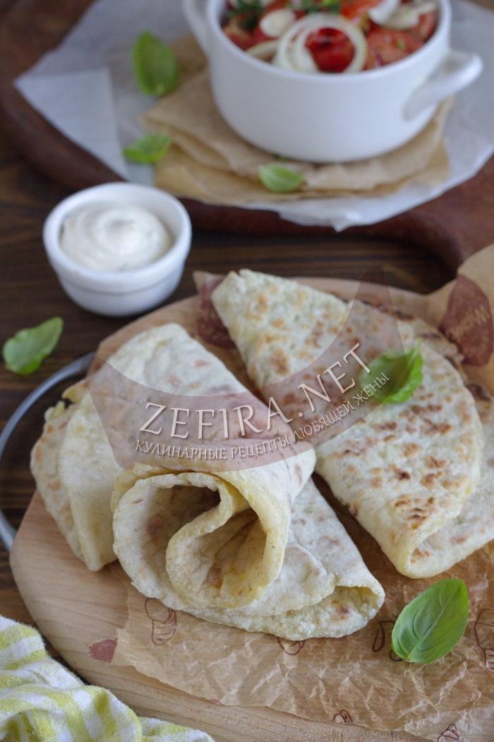 Картофельные лепешки на сковороде - рецепт и фото