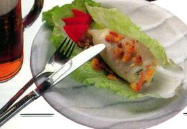 Кальмары фаршированные - вкусная закуска