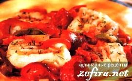Клецки со сладким болгарским перцем