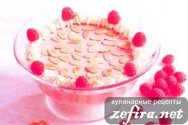 Малиновый мусс – рецепт вкуснейшего десерта