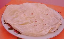 Тесто для тонкого лаваша и его приготовление