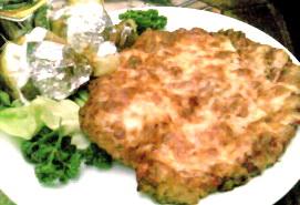 Рецепт говядины а-ля пармезан