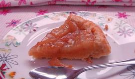 Рецепт французского яблочного пирога из песочного теста