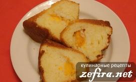Ромовый кекс с абрикосом