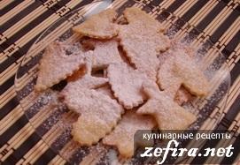 Рецепт вкусного печенья на пиве