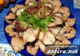 Скумбрия соленая – быстрый рецепт соления рыбы