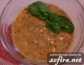 Рецепт вкусного соуса к макаронам или картофельному пюре