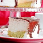 Торт-суфле «Птичье молоко» — простой и быстрый рецепт