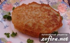 Рецепт драников с мясом (колдуны)