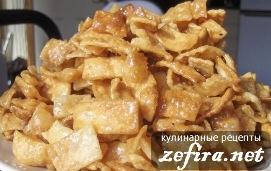 "Рецепт ""Муравейника с медом"""