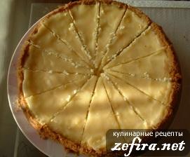 Рецепт лимонного «Чиз-кейка» по-нашему
