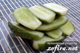 Вкусные малосольные огурчики – сухой способ засолки