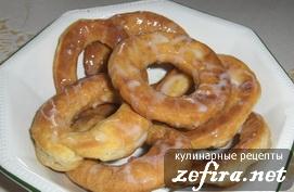 """Рецепт пончиков """"Москвоских"""""""