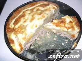 Мусака - рецепт приготовления