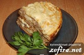 Блинник (блинчатый пирог)