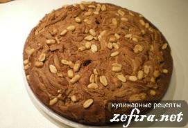 Брауниз с арахисовым маслом