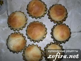 Бриоши - рецепт французских булочек