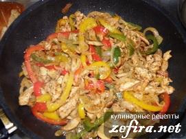 """Рецепт греческого блюда """"Гирос"""""""