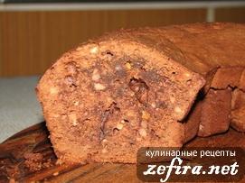 """Шоколадный кекс """"Супер Шок"""""""
