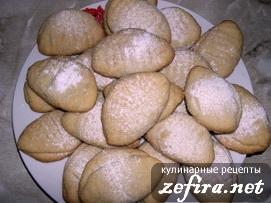 Печенье с финиками - ливанский рецепт